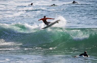 C koi surfer