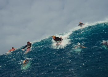 Nouveau film de John John Florence : « View from a Blue Moon »